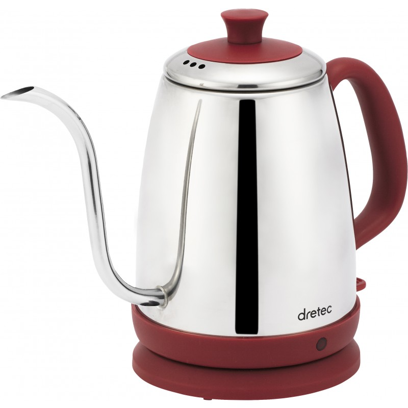 Stainless Steel Electric Hot Coffee Kettle