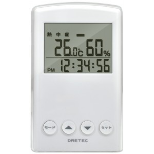 Heat Stroke / Influenza Warning Meter