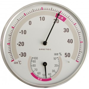 Analogue Thermo/Hygrometer